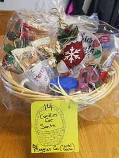 #14 Cookies for Santa by Maggies Co