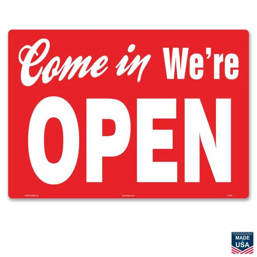 5/19/2020 We Are OPEN!!!