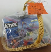 # 16 is K'an You K'nex By Mary Sue Slifer.
