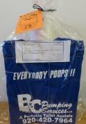 #13 Everybody Poops - Weekend Porta Potty Rental by B & C