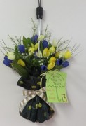 #13 Tiptoe Thru the Tulips donated by Lori Krueger
