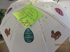 #20 Hoppy Easter donated by Jeanne Winther.