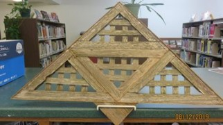 #21 A-Cute Triangle by Kathy Scheier.