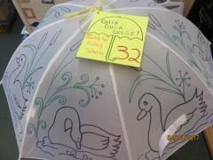 #32 Duck...Duck_....Goose! donated by Kathy Scheier