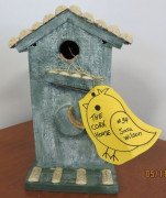 #34 The Cork House by Sara Wilson