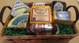 #36 Say Cheese donated by Salemville Cheese Factory