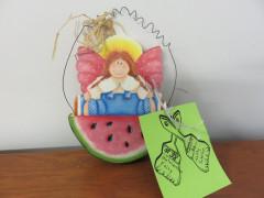 #38 Watermelon Fairy by Kathy Scheier