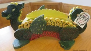 #5 Is Your Tail Dragon by Bob & Janet Burdick