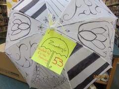 #53 Zentangle donated by Erika Herwig