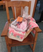 #6  Comfy Cozy Time donated by Lori & Sara